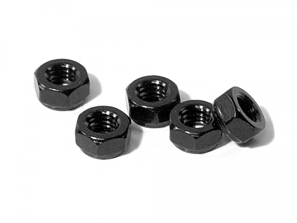 HPI Lock Nut M6 Thin Type (5pcs) Z669