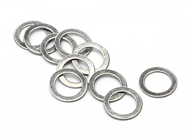 HPI Washer 4 X 6 X 0.3mm (10pcs) Z695