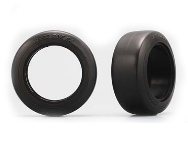 Yokomo Super Drift Tyre ZERO-ONE R3 - Larger Profile (2) ZR-DRR3