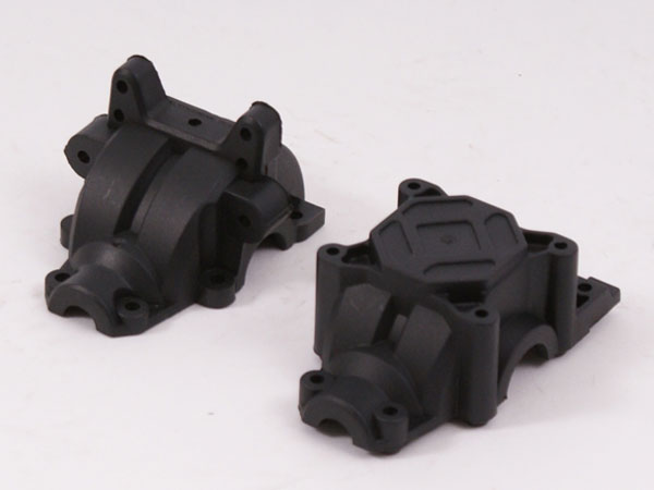 Image Of BSD Racing Diff. Gearbox Bulkhead-Upper/Lower