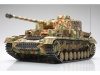 Image Of 56026 - Tamiya Panzer IV Ausf.J Tank with Option Pack