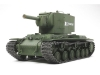Image Of 56030 - Tamiya Russian Heavy Tank KV-2 Gigant with Option Pack