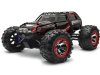 Image Of 56076-4BK - Traxxas Summit TQi 2.4GHz RTR (Black)