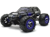 Image Of 56076-4BU - Traxxas Summit TQi 2.4GHz RTR (Blue)
