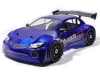 Image Of HBGTS-S28B - HoBao Hyper GT 1/8th Scale .28 Nitro RTR Rally Car - Blue