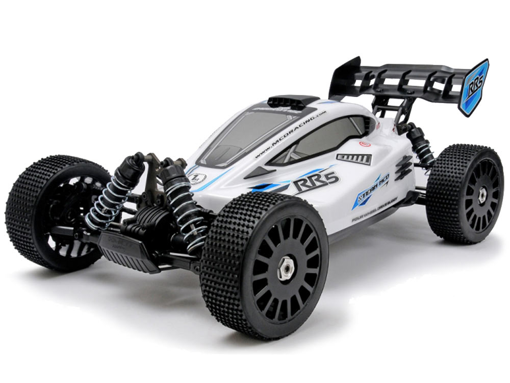 MCD Racing RR5 Competition Buggy 26cc ARTR 00512001C