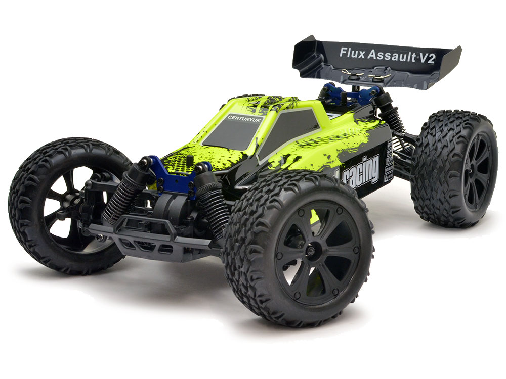 BSD Racing Flux Assault V2 RTR Buggy 1-BS219R
