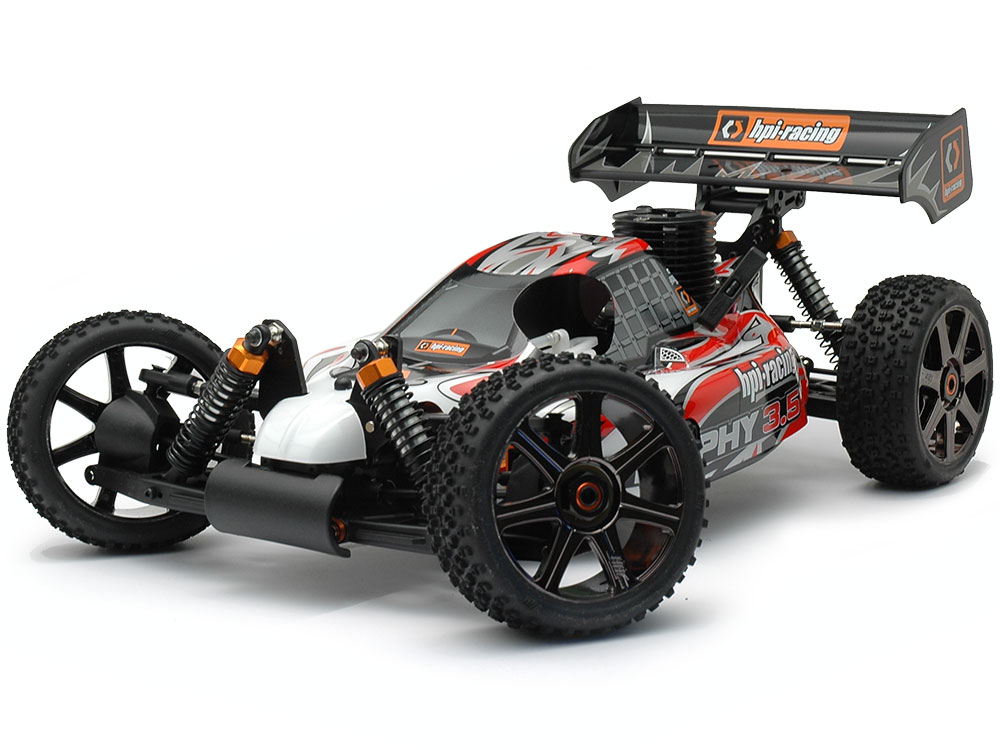 HPI Trophy 3.5v2 Buggy 2.4GHz RTR 107012