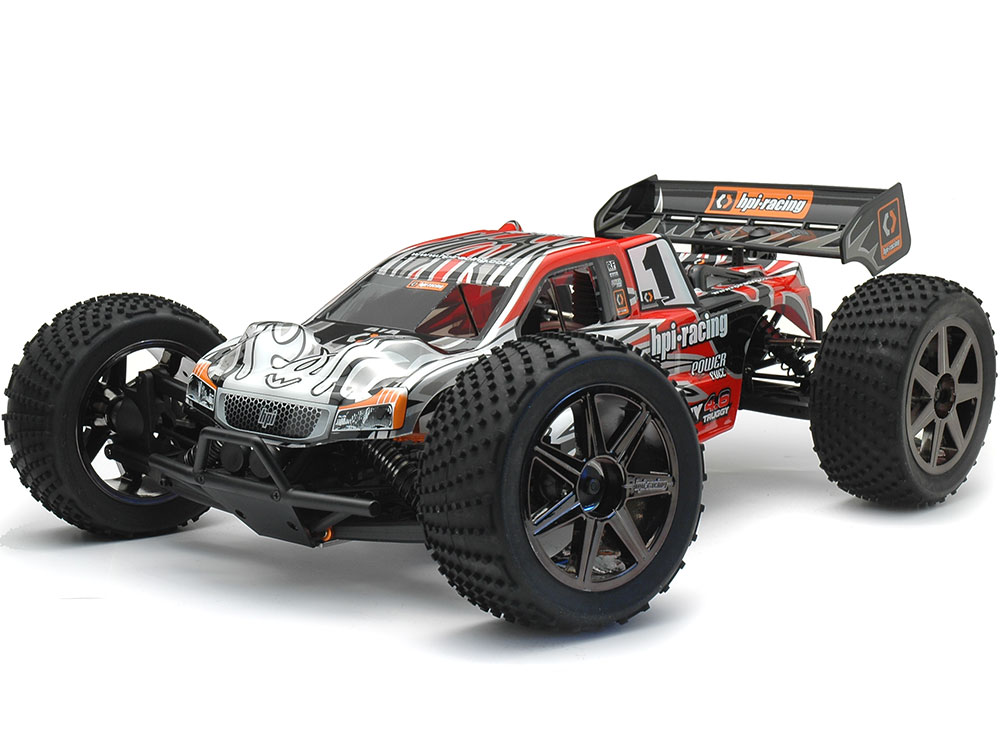 HPI Trophy 4.6 Truggy 2.4GHz RTR 101705