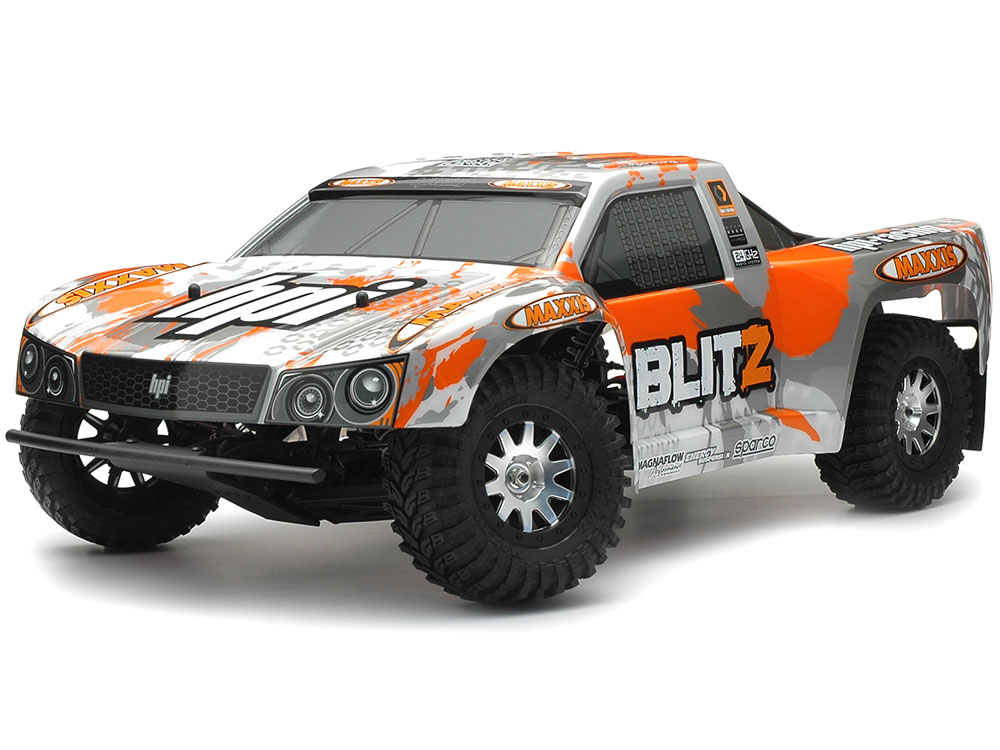 HPI Blitz Short-Course Truck 2.4GHz 105832