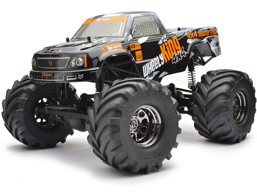 HPI Wheely King 4X4 RTR 2.4ghz 106173