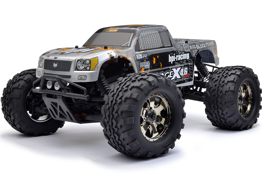 HPI Savage X 4.6 GT-3 RTR 2.4GHz 109083