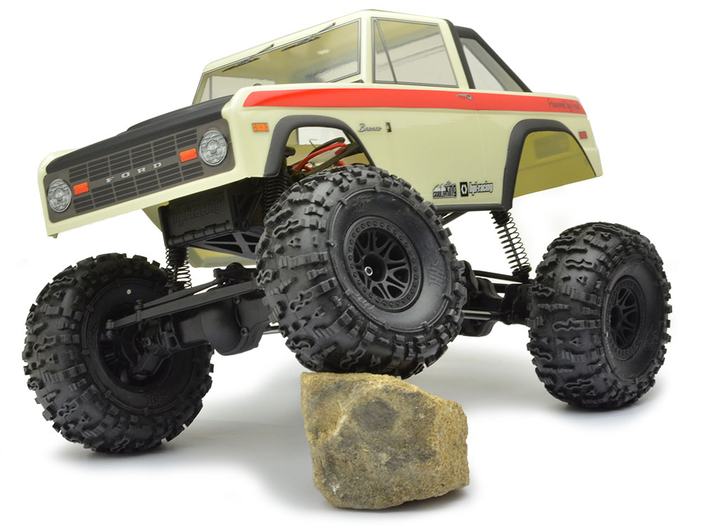HPI Crawler King 4X4 RTR Ford Bronco 113225