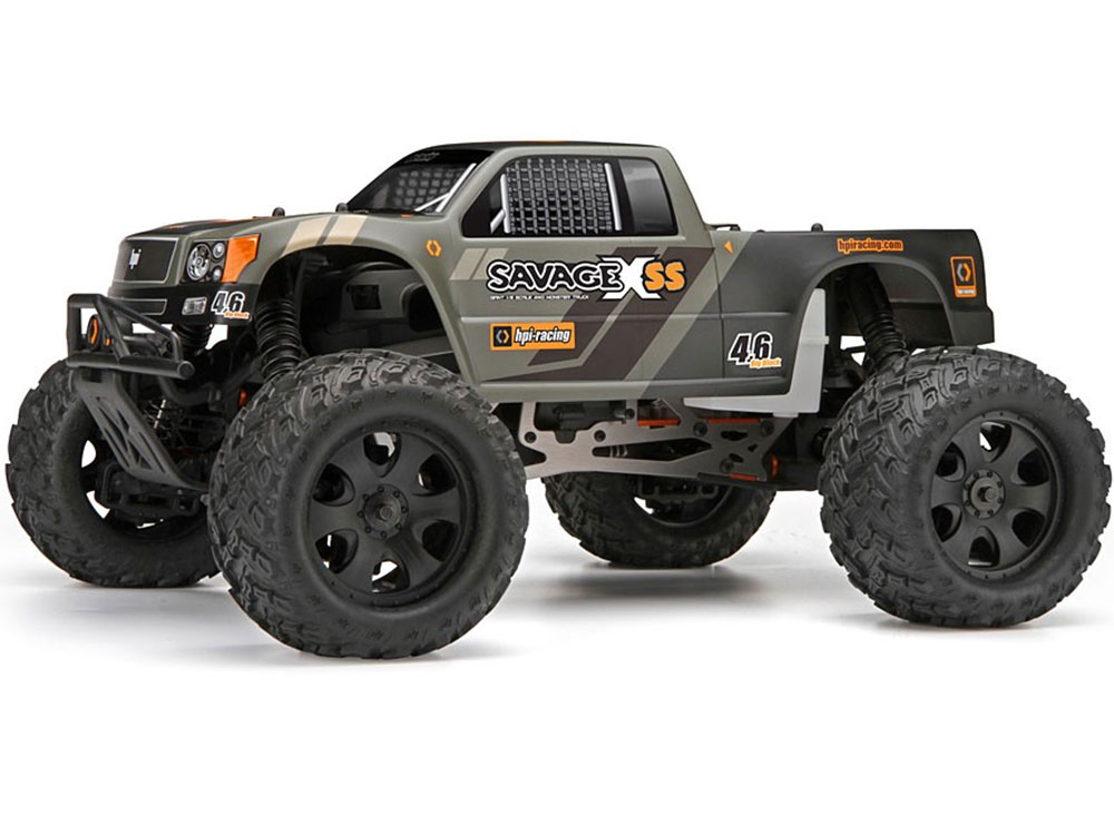 HPI Savage X SS Kit 113291