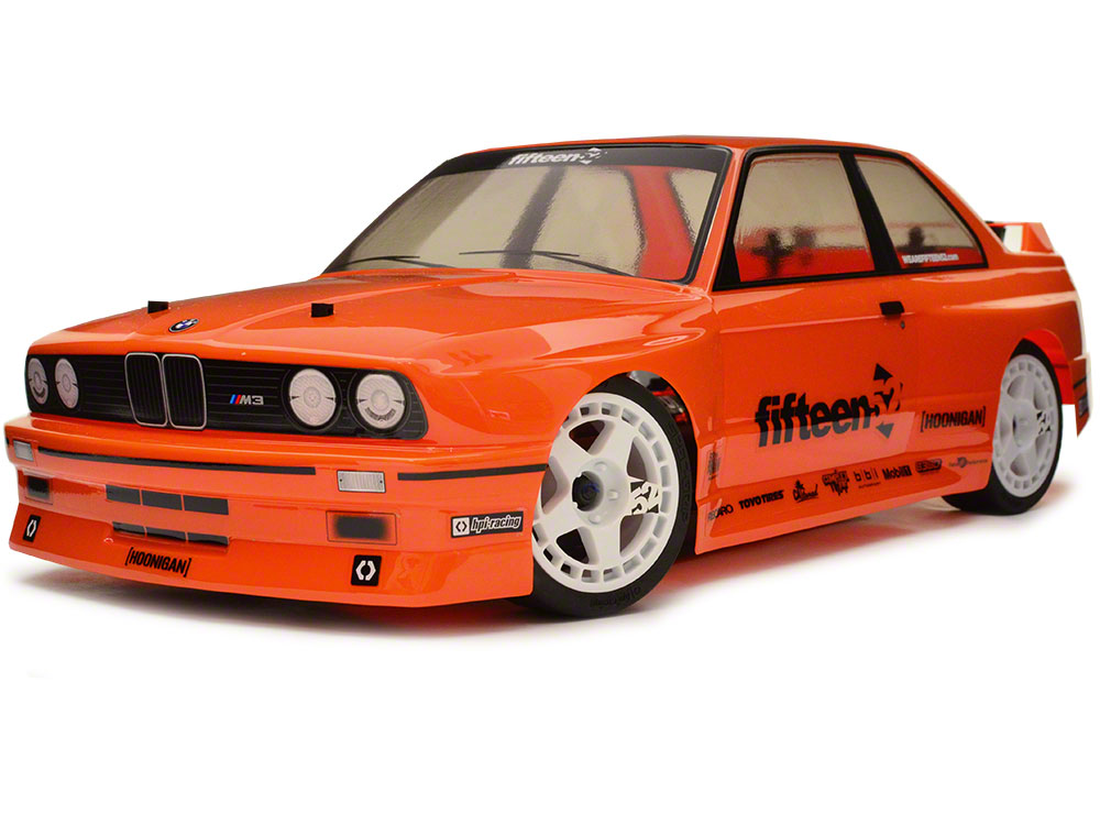 HPI RS4 Sport 3 RTR BMW M3 E30 114343