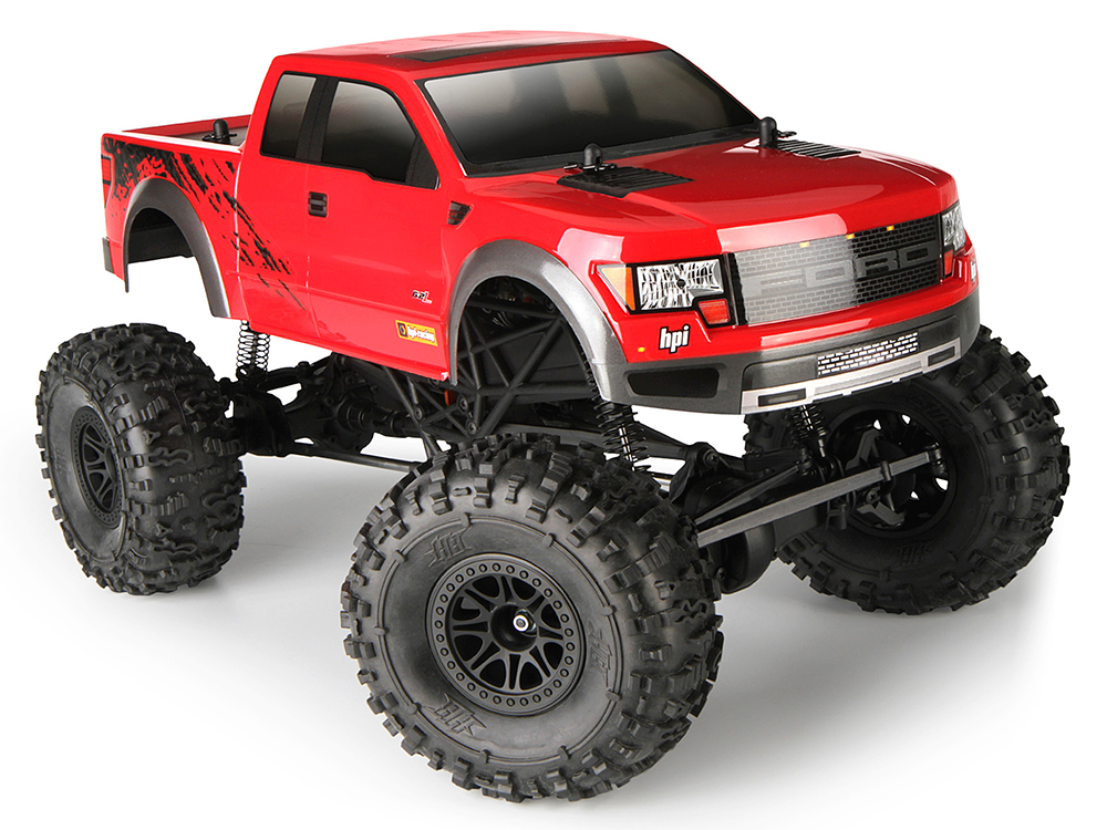 HPI Crawler King 4X4 RTR Ford Raptor 115118