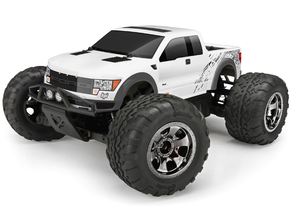 HPI Savage XS Flux Ford Raptor 115125