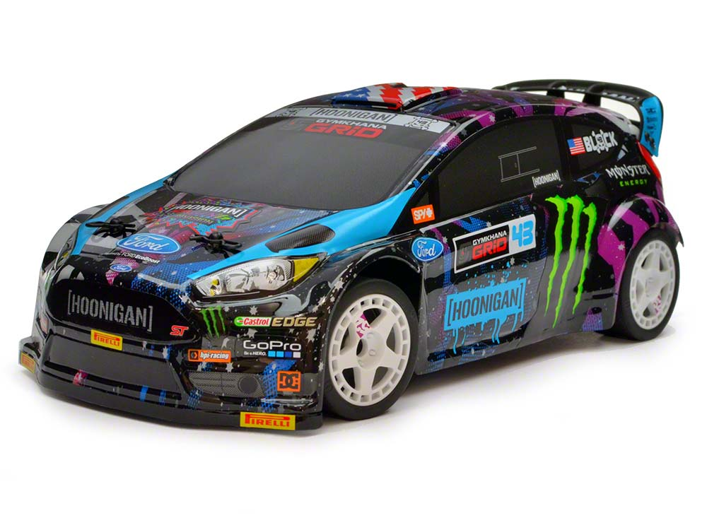 HPI Micro RS4 Ken Block Intergalactic Ford Fiesta ST RX43 RTR 115387