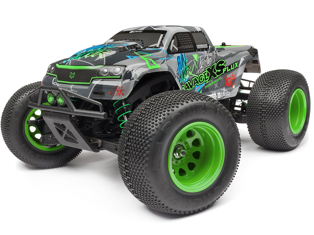 HPI Savage XS Flux Vaughn Gittin Jr. Signature Edition 115967