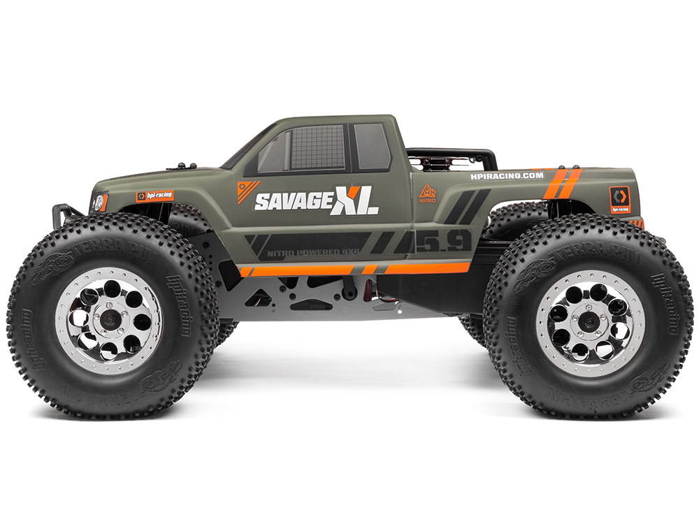 HPI Savage XL 5.9 2.0 116050
