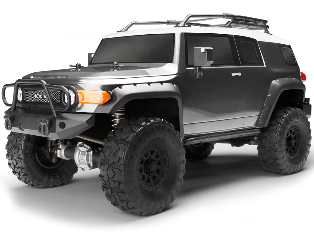hpi venture rtr toyota fj cruiser 116558. Black Bedroom Furniture Sets. Home Design Ideas
