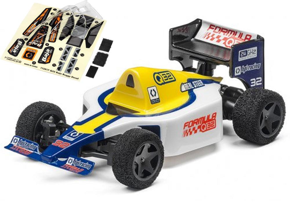 HPI Formula Q32 Blue RTR 116706
