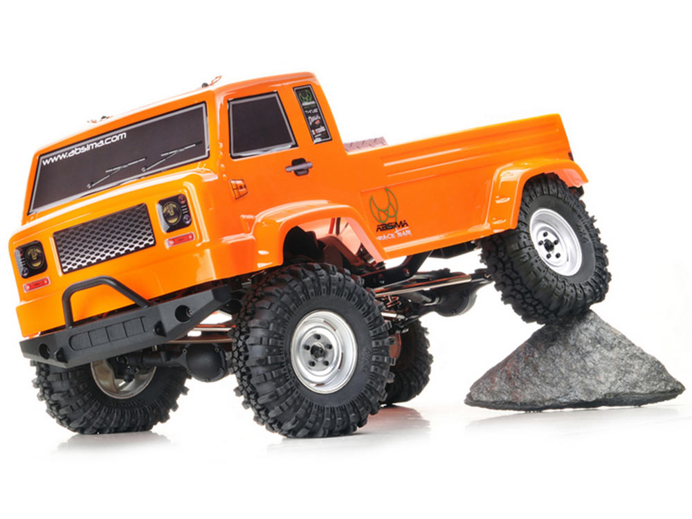 Absima 1:10 EP Crawler CR2.4 RTR - Orange 12004