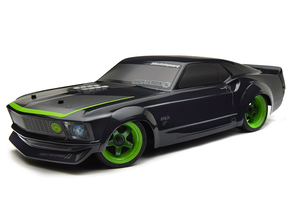 HPI RS4 Sport 3 1969 Ford Mustang RTR-X 120102
