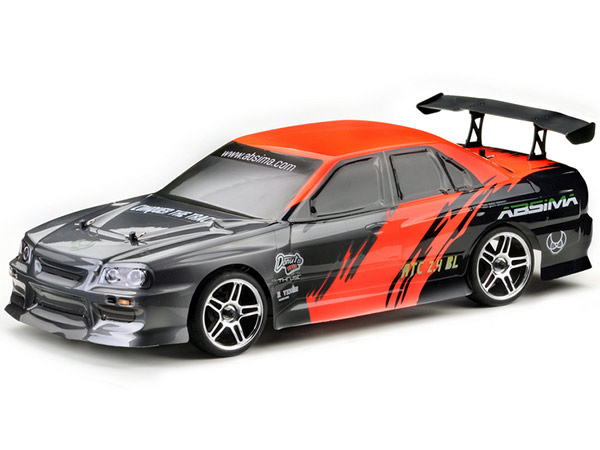 Absima EP Touring Car ATC 2.4GHz RTR Brushless 12213UK