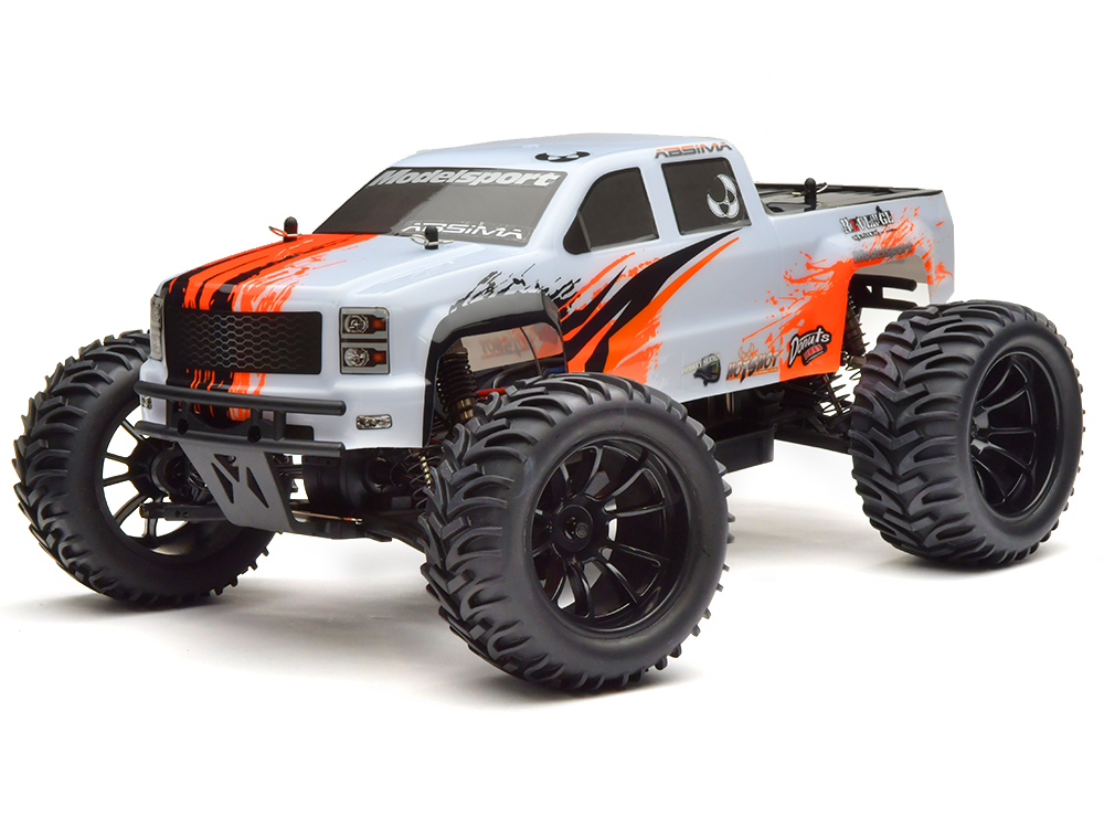 Absima AMT2.4BL 4WD Brushless Monster Truck RTR 12216