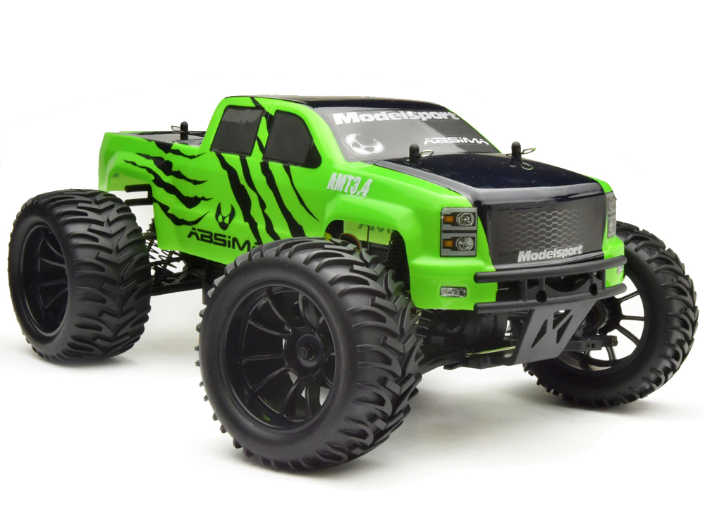 Absima AMT3.4 1:10 EP Monster Truck 4WD RTR 12224