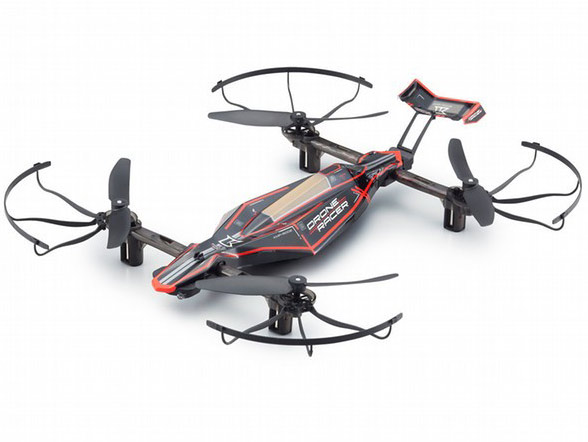 Kyosho Drone Racer Zephyr Force Black Readyset 20572BK