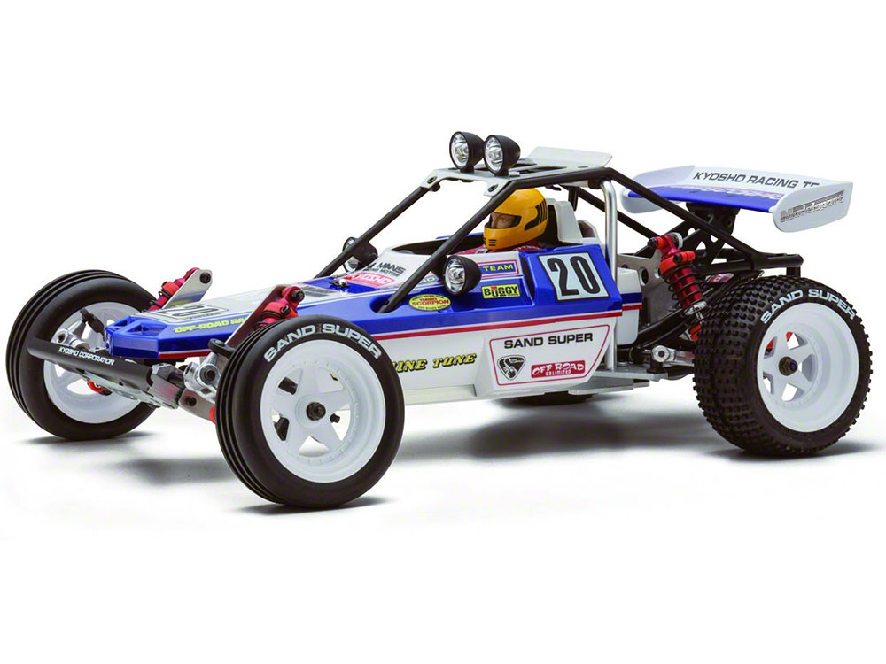 Kyosho Turbo Scorpion 2WD Kit 30616