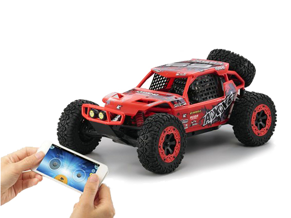 Kyosho Axxe 1:10th EP Buggy WiFi Controls 30837T3WL