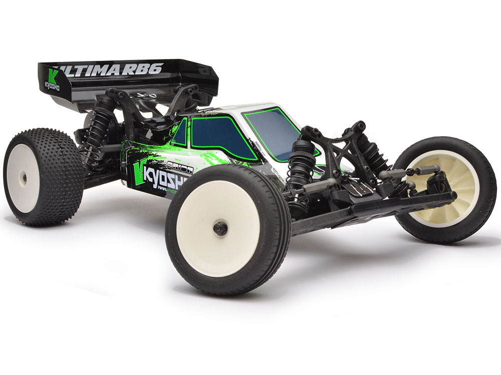 Kyosho Ultima RB6 Readyset EP 2WD 30858RS