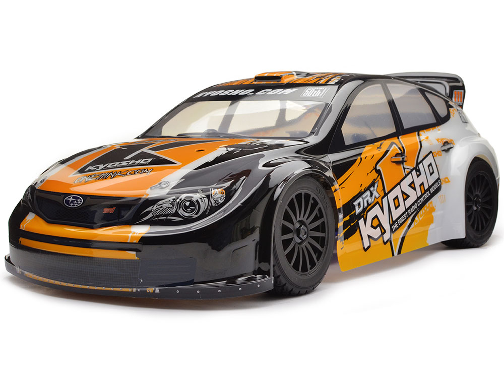 Kyosho DRX VE 2.4Ghz Subaru Impreza ONE11 30882RS