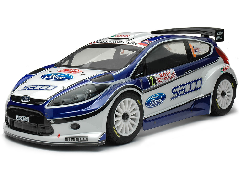 Kyosho DRX GP 2.4Ghz Ford Fiesta S2000 31050RS