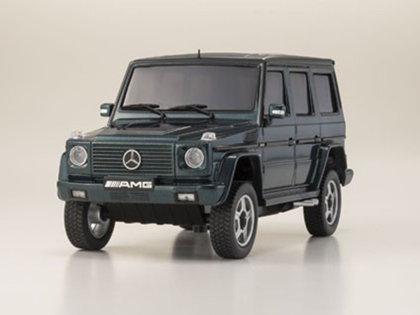 Kyosho Mini Z Overland MV01 Sports Mercedes G55L AMG - Green 32061G