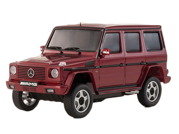 Kyosho Mini Z Overland MV01 Sports Mercedes G55L AMG - Red 32061R