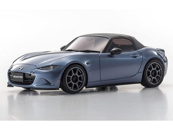 Kyosho Mini Z MA020 Sports 4wd Mazda Roadster - Blue Reflex 32137MB