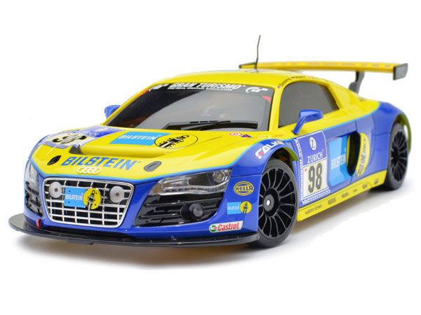 Kyosho MINI-Z MR-03S Audi R8 LMS Phoenix Racing  32204BT