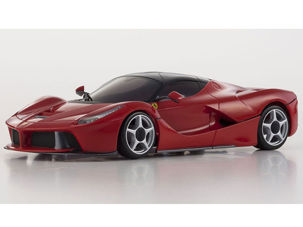 Kyosho Mini Z MR03 Sports 2 Ferrari La Ferrari - Red 32212GR