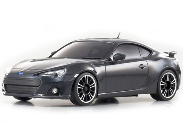 Kyosho MINI-Z MR-03S Subaru BRZ - Dark Grey 32218GM
