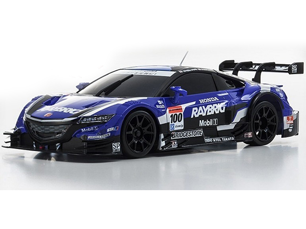 Kyosho Mini Z MR03 Sports 2 Honda NSX Concept Raybrig 2014 32225GRG