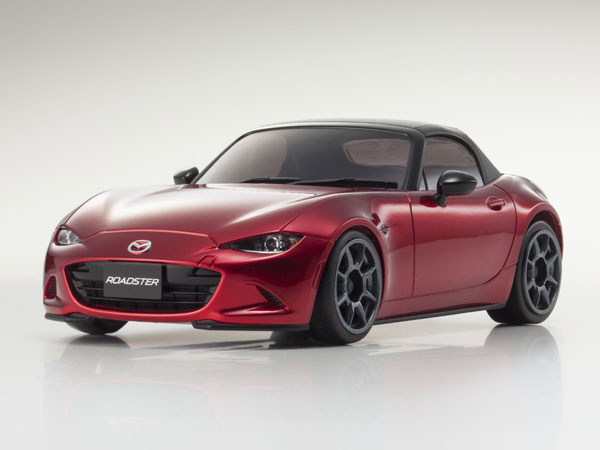 Kyosho Mini Z MR-03S Mazda Roadster Soul Red 32230R-B
