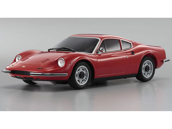 Kyosho Mini Z MR03 Sports 2 Ferrari Dino 246 GT - Red 32234R
