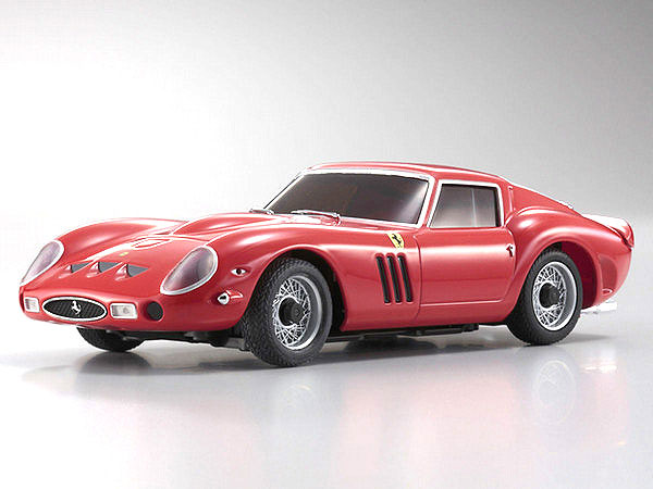 Kyosho Mini Z MR03 Sports 2 Ferrari 250 GTO - Red 32235R