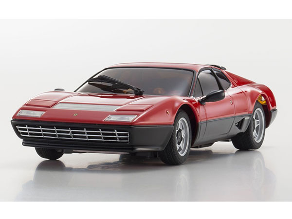Kyosho Mini Z MR03 Sports 2 Ferrari 512BB - Red 32236R
