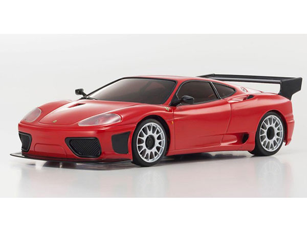 Kyosho Mini Z MR03 Sports 2 Ferrari 360 GTC - Red 32238R