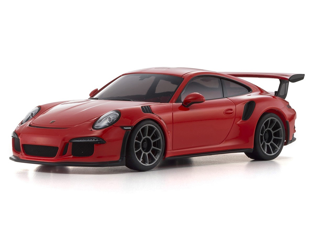 Kyosho Mini-Z RWD Porsche 911 GT3 RS - Lava Orange (N-RM/KT531P) 32321OR